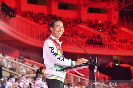 Komitmen Jokowi bangun Papua tersaji dalam Capaian Kinerja 2021