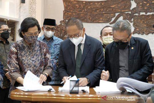 Sri Mulyani: RUU HPP bertujuan dukung cita-cita Indonesia maju
