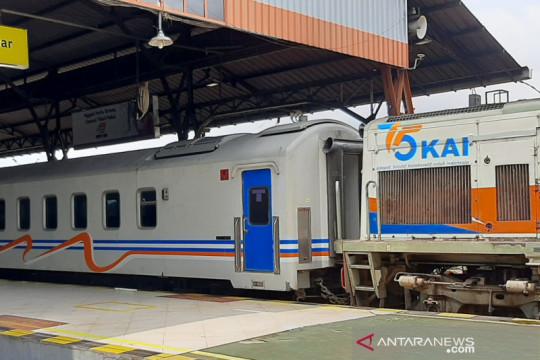 KAI operasikan lagi KA Kamandaka dan Joglosemarkerto mulai 4 Oktober