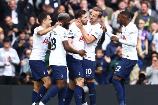 Tottenham Hotspur menang tipis 2-1 atas Aston Villa