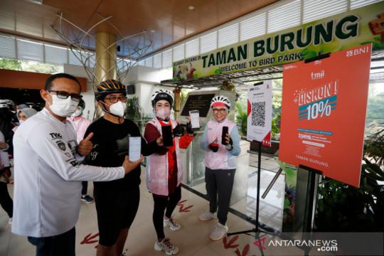 BNI dukung digitalisasi UMKM di kawasan wisata TMII