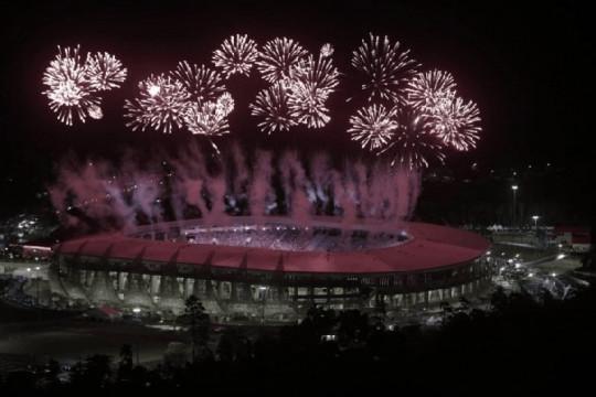 Menteri BUMN: Pembukaan PON XX nyaris kalahkan Asian Games 2018