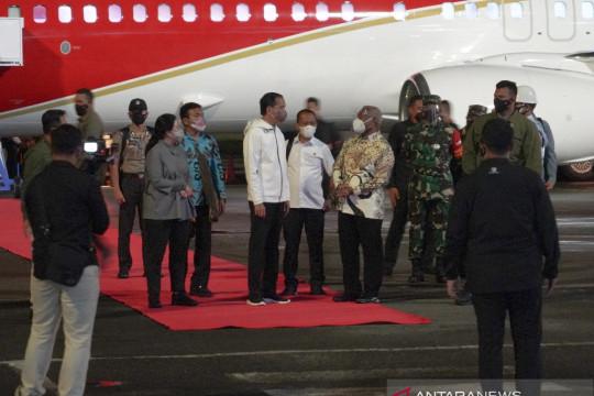Presiden Jokowi akan tanam jagung dan tinjau vaksinasi di Sorong