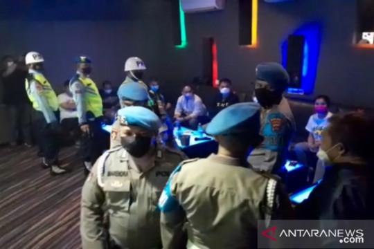 TNI-Polri di Kalsel gelar pekan disiplin menyasar anggota di THM