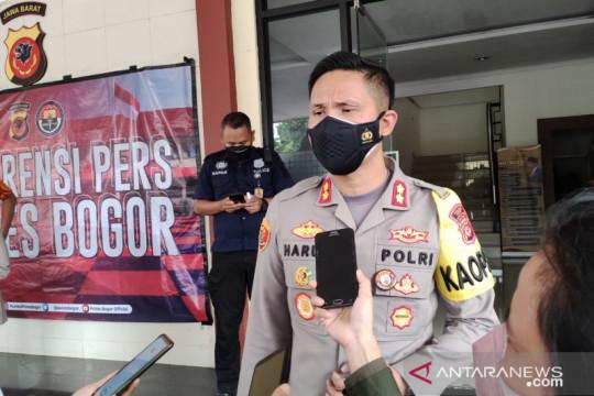 """Polres Bogor masih buru tiga wartawan """"bodrek"""" yang terlibat pemerasan"""