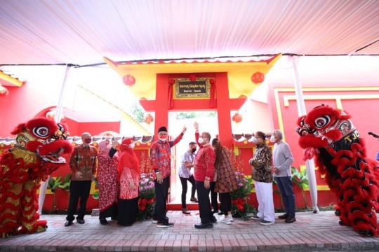 Universitas Pancasila resmikan Klenteng Kebajikan Agung