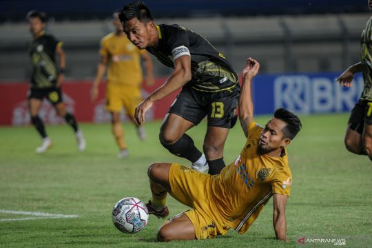 Bhayangkara FC taklukkan Borneo FC 2-1