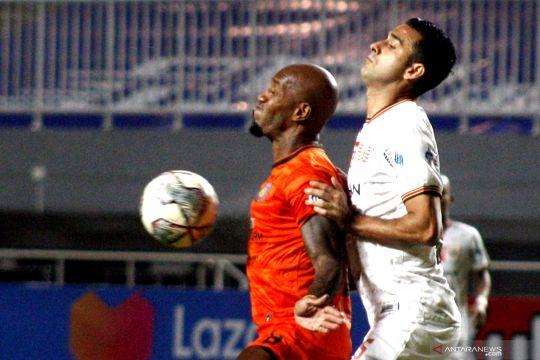 Jaga fisik jadi kunci Otavio Dutra tak tergantikan di Liga 1