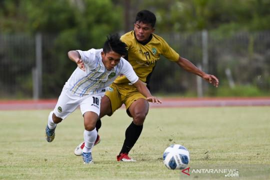 PON Papua: Sepak bola putra Jawa Barat  kalahkan Maluku Utara 3-1
