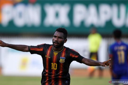 PON Papua: Sepak bola putra Papua kalahkan NTT 4-0