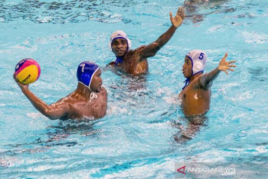 Tim polo air putra Papua libas Jambi