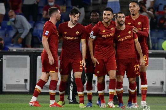 Serigala Roma menang meyakinkan 2-0 atas Empoli