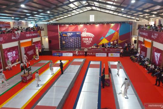 Turunkan atlet muda, Jawa Barat targetkan dua medali emas anggar PON