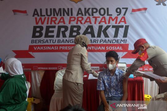 Satgas: 1 juta rakyat Aceh sudah divaksin COVID