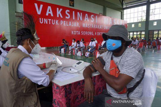 Menkes: Vaksinasi Indonesia peringkat lima dunia