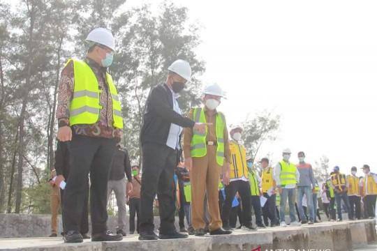 Komisi V DPR dorong percepatan pembangunan infrastruktur Bengkulu
