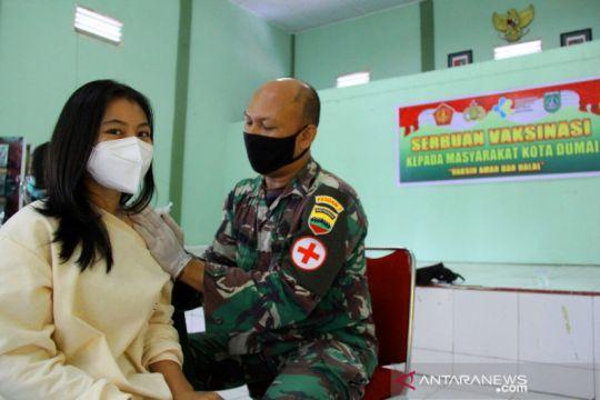 Pasien COVID-19 sembuh di Riau bertambah 102 orang