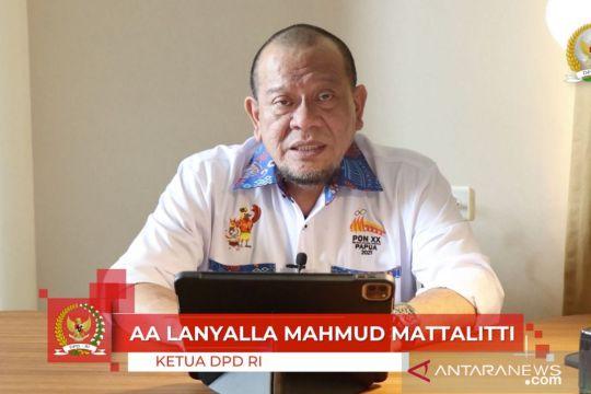 La Nyalla dorong penguatan DPD sebagai artikulator kepentingan daerah
