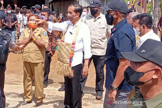 Bupati di Papua apresiasi langkah Jokowi-Ma