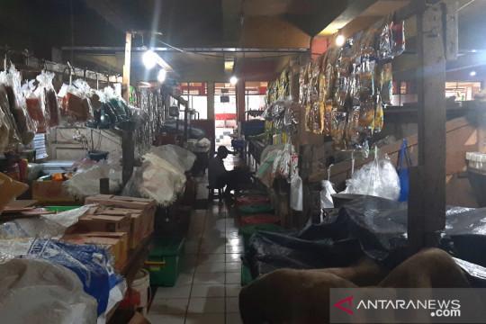 Pedagang di Pasar Cipete Utara 95 persen sudah beroperasi