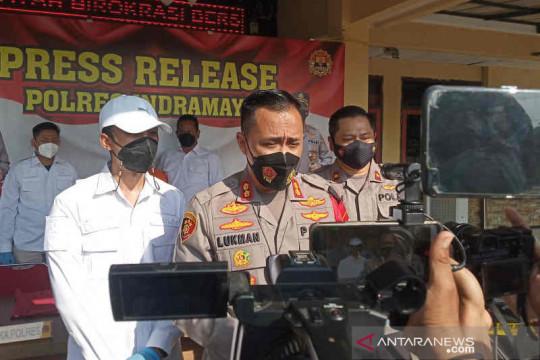 Polres Indramayu tangkap 10 orang dalam bentrokan berdarah di Tukdana