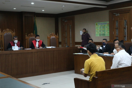Sekda Tanjungbalai: Eks penyidik KPK Robin Pattuju minta Rp1,4 miliar