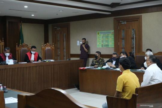 Saksi sebut Azis Syamsuddin punya 8 orang di KPK untuk amankan kasus