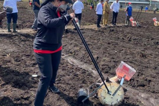 Ketua DPR dorong program petani milienal gerakan sektor pertanian