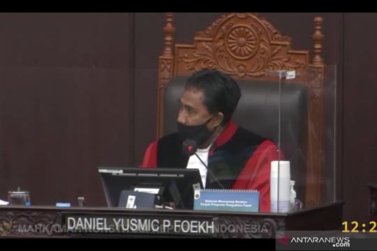 Hakim MK dorong finalisasi RUU KUHP