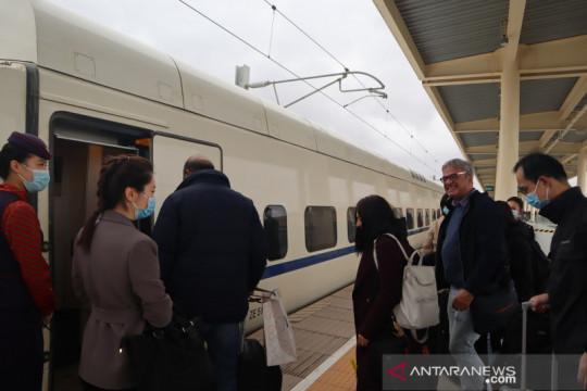 Xinjiang diperketat akibat kasus COVID-19 di perbatasan