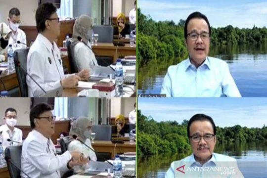 Teras Narang prihatin ASN  di Kalimantan Tengah dimarahi Risma