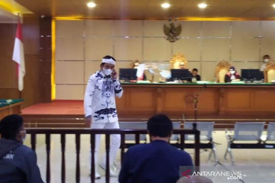 Dedi Mulyadi diperiksa dalam sidang suap Indramayu sebagai saksi