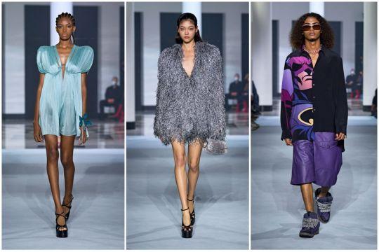 Kemarin, Paris Fashion Week hingga tampilan Mitsubishi Attrage