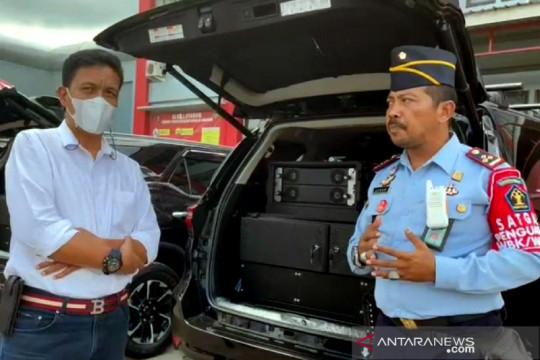 Agar napi tidak kendalikan narkoba, Lapas Mataram dipasang alat sadap