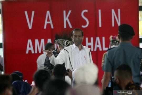 Presiden: Keberhasilan tangani COVID-19 tak terlepas peran besar TNI
