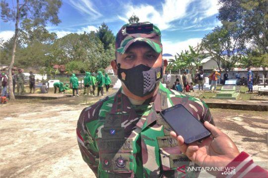 Kodim 1702 kirim personel tingkatkan pengetahuian lindungi teritorial