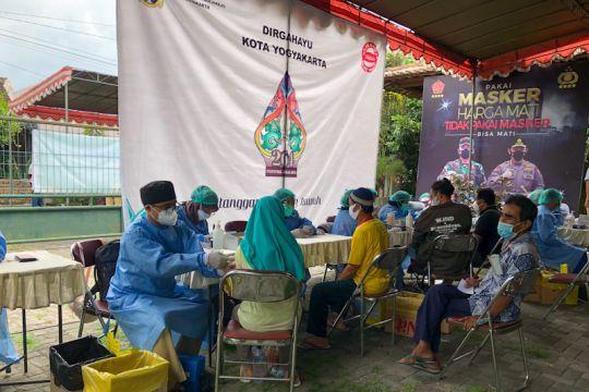 Sentra vaksinasi Yogyakarta layani vaksinasi mahasiswa luar daerah