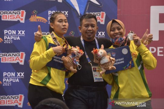 Dua atlet pelatnas jadi andalan Kaltim kejar emas anggar
