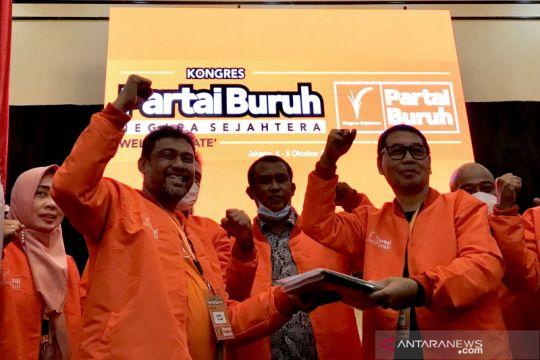 Partai Buruh targetkan penuhi syarat ikut Pemilu 2024 akhir November