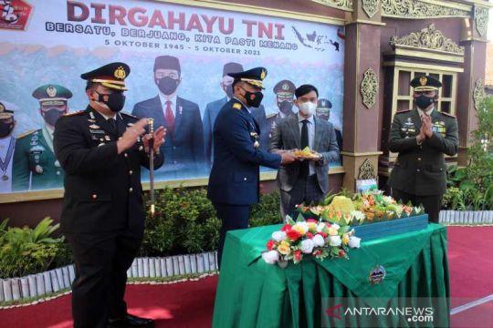 Gibran sebut kontribusi TNI masa pandemi di Solo luar biasa