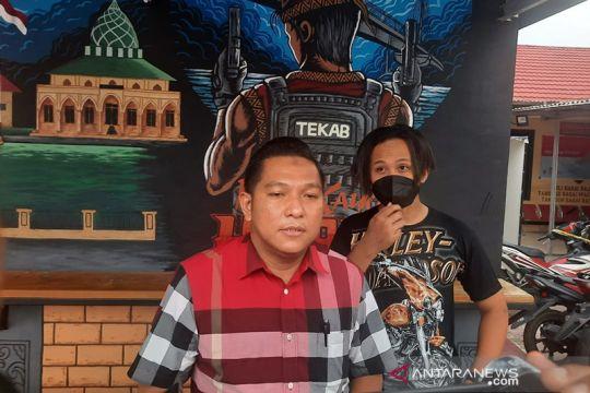 """Polisi tangkap pencuri sepeda motor yang mengaku """"debt collector"""""""