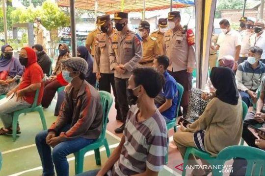 Polda Metro genjot Vaksinasi Presisi di wilayah penyangga Jakarta