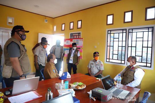 Kepala BNPB semangati relawan Satgas Prokes jaga PON Papua