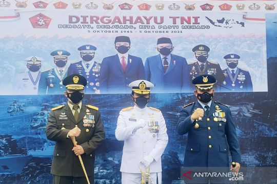 Lantamal II/Padang jaga keamanan pantai barat Sumatera