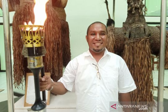 Persaudaraan Papua-Jabar di obor PON XX