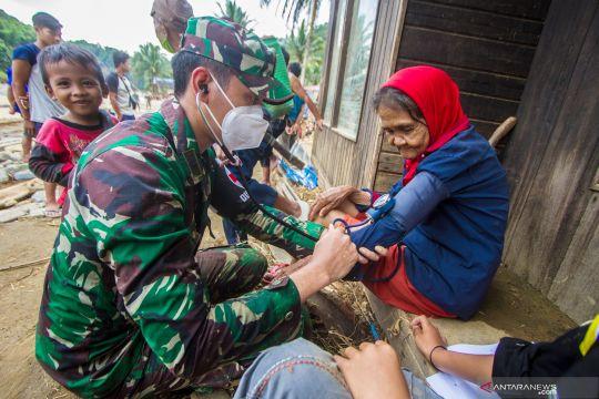 Pengabdian TNI dicintai rakyat