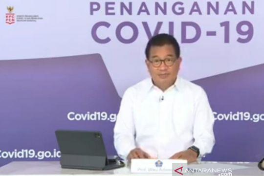 Satgas: Rata-rata kesembuhan COVID-19 capai 95,77 persen