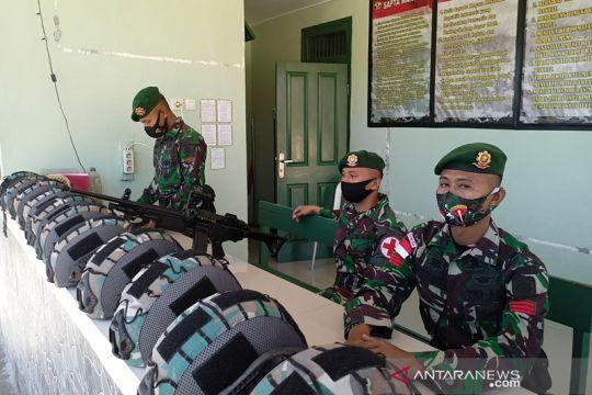 Kisah para pengawal perbatasan RI-Timor Leste
