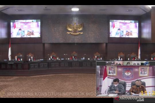 Pemerintah sebut putusan DKPP berbeda dengan putusan lembaga peradilan