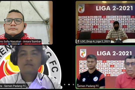 Semen Padang FC siapkan taktik khusus hadapi PSPS di Liga 2